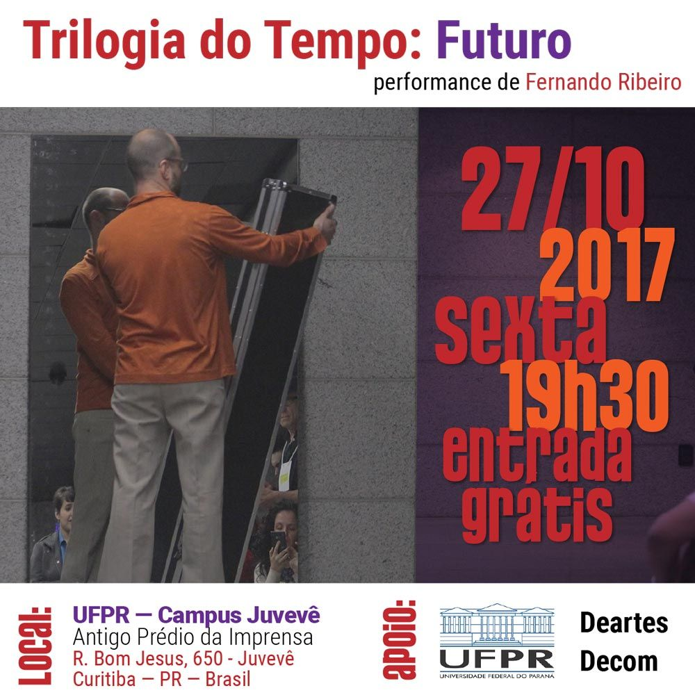 Performance Trilogia do Tempo: Futuro